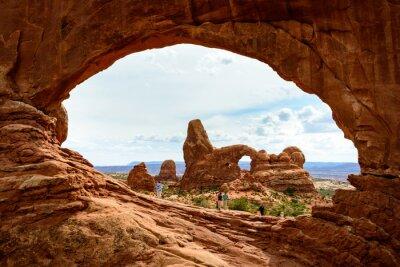 Naklejka Arches National Park