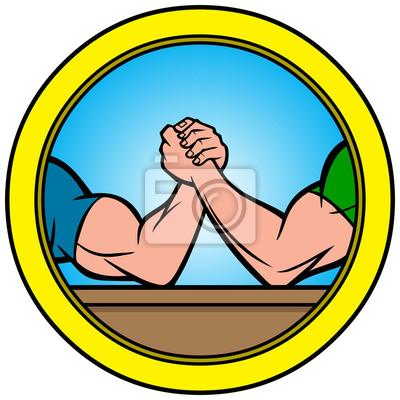 Arm Wrestling Ikona