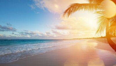 Naklejka Art Letnie wakacje Ocean Beach