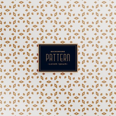 attractive islamic style white and gold pattern background