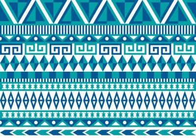 Aztec bez szwu wzór 2