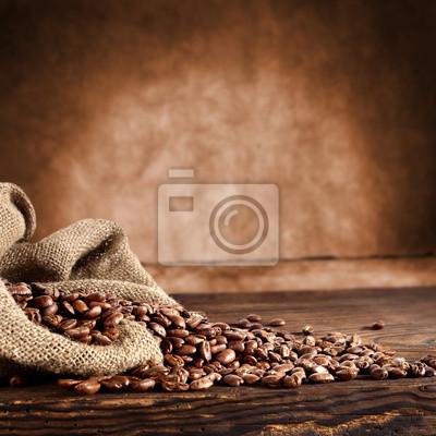 Naklejka backfround kawy