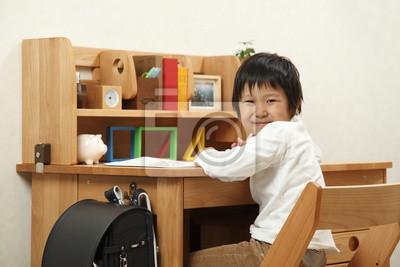Badanie Chłopcy desk