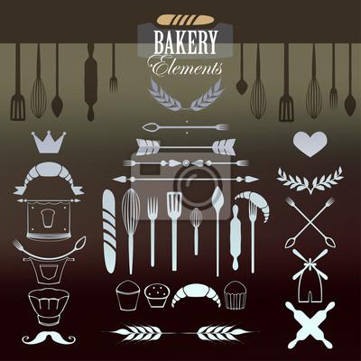 Baker Elementy dla projektu.