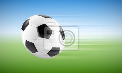 Ballon de football vectoriel 4