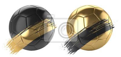 Ballons de football vectoriel 18