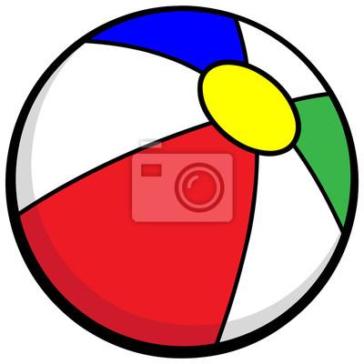 Beach Ball Ikona