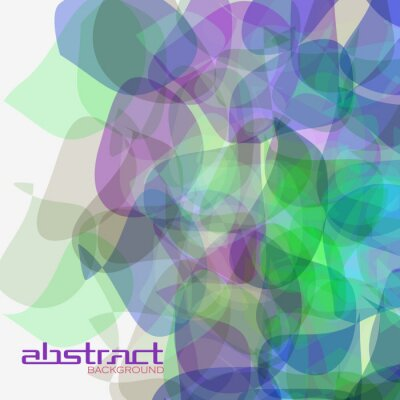 Beautiful Abstract Background. Elements are grouped.