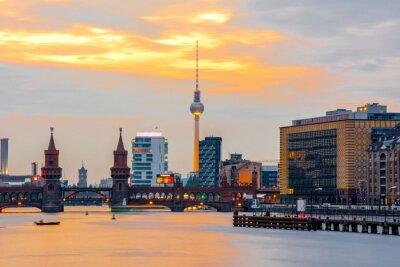 Naklejka Berlin, Niemcy