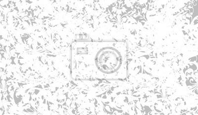 Białe tło streszczenie / Digital Painting