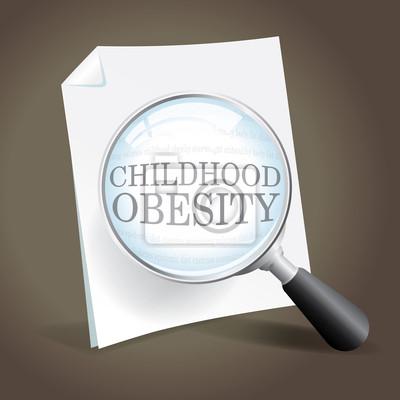 Biorąc bliżej przyjrzeć Childhood Obesity