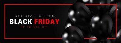 Black friday discount sale banner