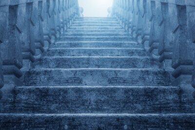 Naklejka Blue Gate