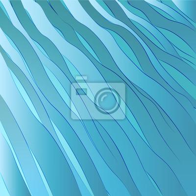 blue wysiadł powierzchniowymi pocztówki szablon