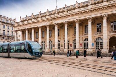 Naklejka Bordeaux, Francja