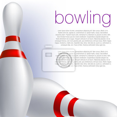 Bowling Pin All elements are in separate layers and grouped.