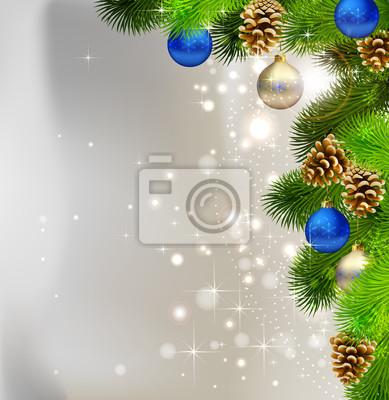 Boże Narodzenie z jodły,