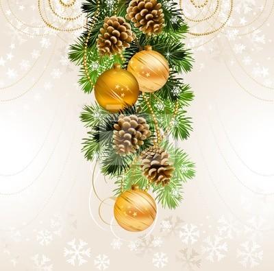 Boże Narodzenie z jodły