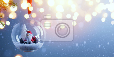 Bożenarodzeniowy kartka z pozdrowieniami tło lub sezonu wakacji sztandar