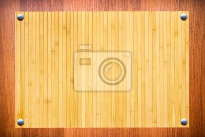 brązowy tła drewniane