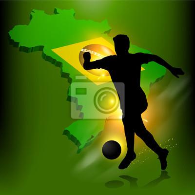 Brazylijski napastnik