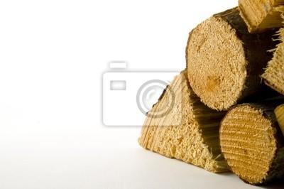 Brennholz - regeneracyjne Energie