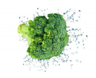 Naklejka brokuły powitalny samodzielnie