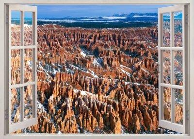 Naklejka Bryce Canyon