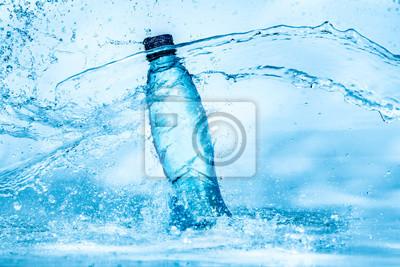 Butelka wody powitalny