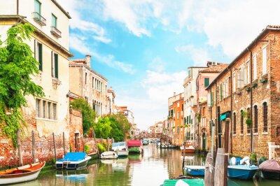 Naklejka Canal Wenecja