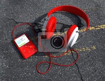 Casque Audio et baladeur 1