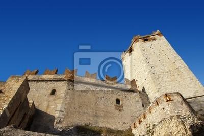 Castle of Malcesine - Jezioro Garda - Włochy