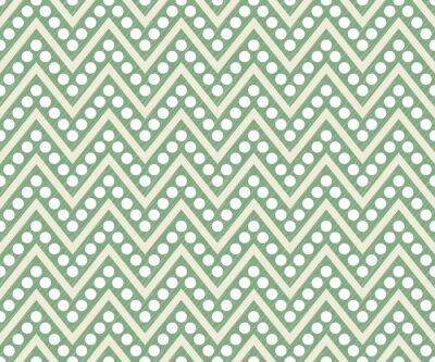 Naklejka Chevron Zygzak Seamless Pattern