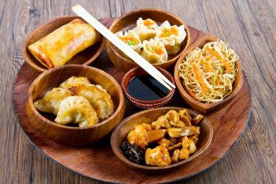 Naklejka cibo cinese