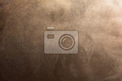 Naklejka Ciemny gradientu brązu tekstury tło