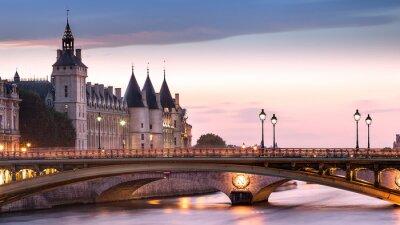 Naklejka Conciergerie Paryż, Francja
