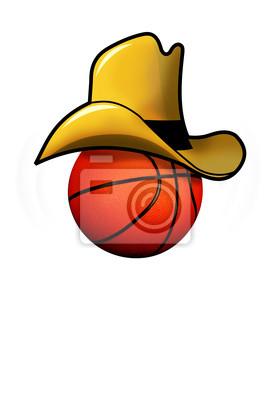 Cowboy Koszykówka.