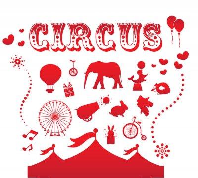 cyrk karnawał Festiwal