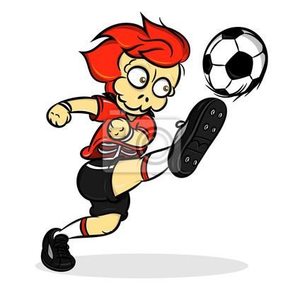 czaszka głowa gracz piłki nożnej