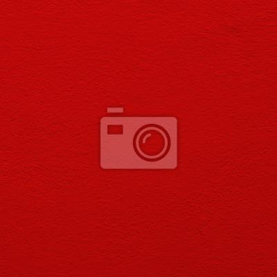 Naklejka Czerwona ściana tekstury tła