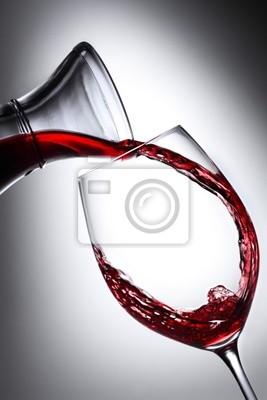 Czerwone wino 1