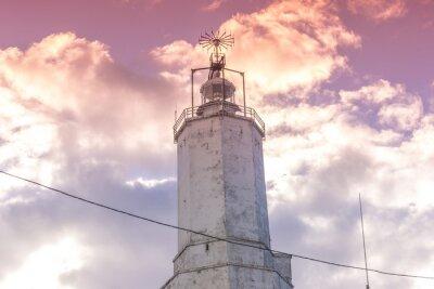 Naklejka Czerwony filtr Light House