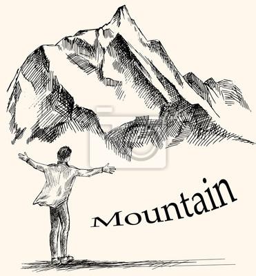 Człowiek góra wolność