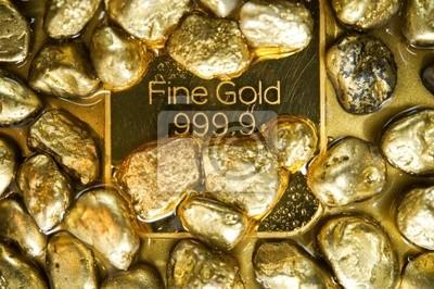 czystego złota