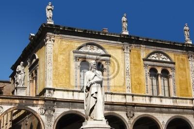 Dante placu Verone - Piazza Dante Verona