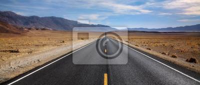 Naklejka Desert Highway