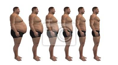 Diety Man, projektowanie siłownia