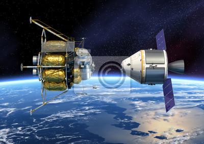 Dokowania statków kosmicznych
