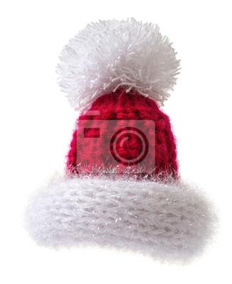 Dzianiny kapelusz Santa