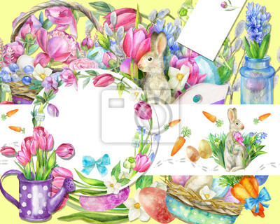 Easter sale boarder